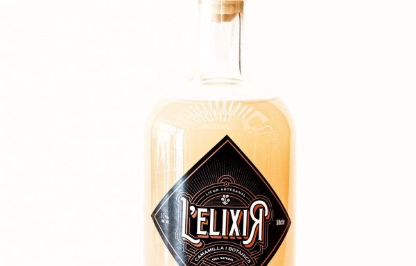 Licor de camamilla – Elixirs de Ponent