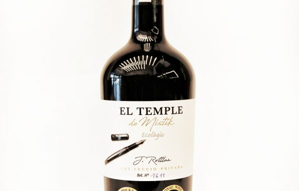 El temple de Mistik (negre) – Alkimia Wines